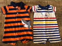 Boys 6 month short outfit Melbourne, 32940