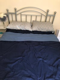 Queen bed with mattress  Ardmore, 19003