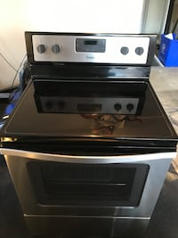 30inch Whirlpool Freestanding Electric Range