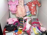 NEw born and 0-3 months items Lancaster, 93536