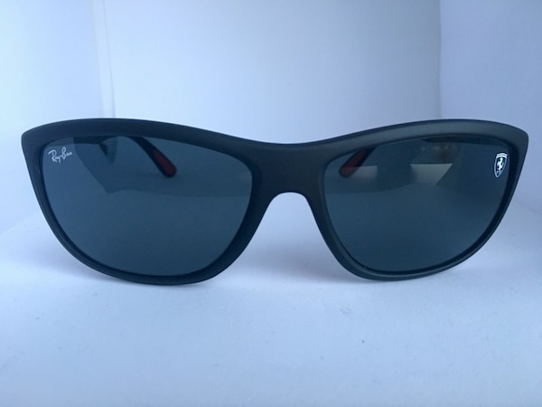 be3261f072 Used Genuine Rayban Sunglasses Scuderia Ferrari RB8351M green classic limited  edition Ray Ban for sale in London