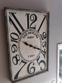 Alice Wall Clock