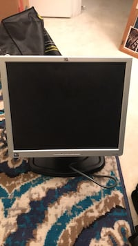 HP 1740 monitor  Sterling, 20166
