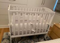 Baby crib with matters New York, 11218