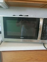 stainless steel and black Emerson microwave oven Phoenix, 85042