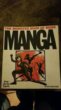 The monster book of more manga Missouri City, 77489