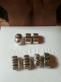 2 for $45 - Authentic Pandora Clips Toronto, M1K 5J2