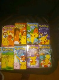 Pokemon VCR Collection Collectible Richardson, 75081
