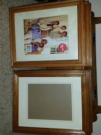 Picture frames 8 total St. Peters, 63376