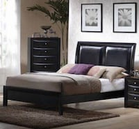Queen bed (only $54 down) Dallas, 75237