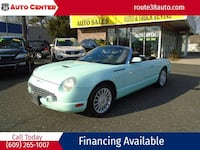 2004 Ford Thunderbird 2dr Convertible Deluxe