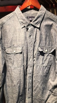 Dark denim shirt XL Alnwick/Haldimand, K0K