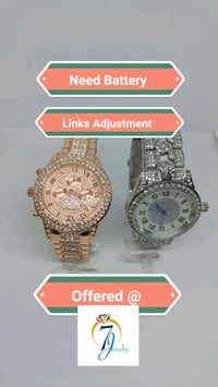 watch repair Brampton