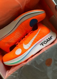 Off White x Nike - Size 8 Men - Unwon - Mercurial Flyknit 535 km