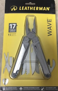 LEATHERMAN NEW WAVE 17 tools in 1 Akron