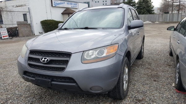 2007 Hyundai Santa Fe GLS / Manual Transmission   Clean Car proof / Excellent Condition