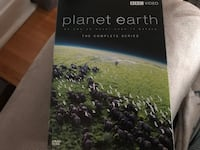 Planet earth dvd St Catharines, L2R 4W4