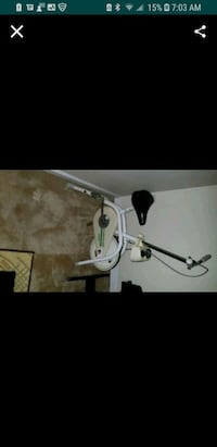 Tunturic stationary bike