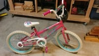 Girls Bike 1141 mi