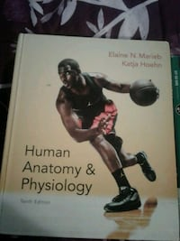Human anatomy and physiology 10th edition Martinsburg, 25403