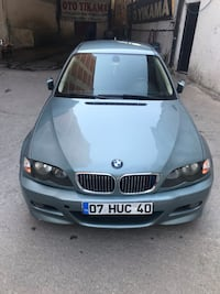 BMW - 3-Series - 2003 Battalgazi