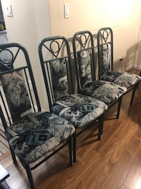 Dining chairs  New Westminster, V3M 1M4