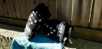 black and white Adidas soccer cleats Mississauga, L5C 3B1