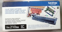 BROTHER LASER TONER CARTRIDGE (BLACK) TN-210BK 462 km