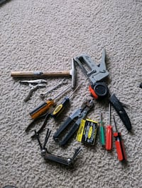 Bunch of tools used, good Falls Church, 22043