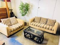Living Room Set - Love Seat - Couch - Sofa - Coffee Tables - End Tables - Seats - Furniture