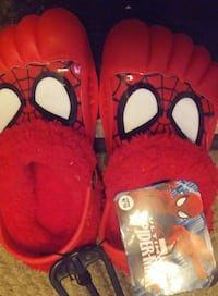 New Spider-Man shoes have multiples nbsz
