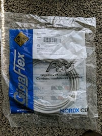 10ft cat5e patch cable $3 each, 22 available. Calgary, T3E 6S5