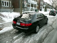 2005 Honda Accord Automatic Hybrid Fully equipped  Montréal