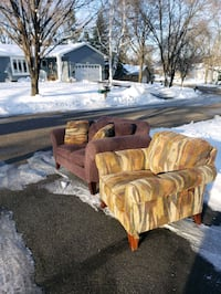 Free love seat and couch