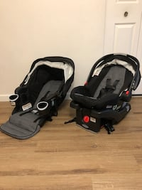 TRAVEL SYSTEM Graco Click and Connect Richmond, V7E 2T9
