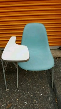 Vintage Mcm Herman Miller Desk Chairs..See disc