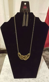 necklace with pendant Bronx, 10455