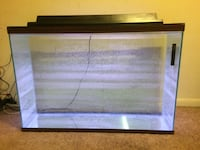 Tall 40 gallon fish tank aquarium  Derwood, 20855