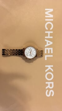 Michael Kors rose gold watch. Needs a new battery Broadlands, 20148