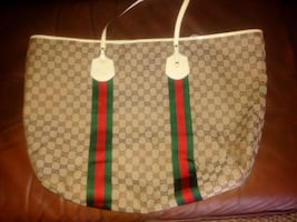 GUCCI TOTE BAG AUTHENTIC best offer