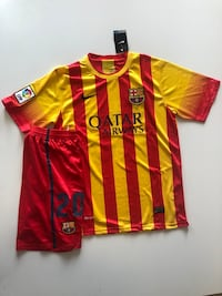 Barcelona jersey Large