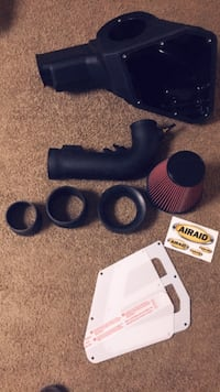 Air Raid Cold Air intake Columbus