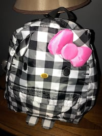 Hello Kitty White and black backpack Boiling Springs, 29316