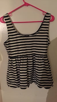 striped shirt size L  Lakeland, 33810