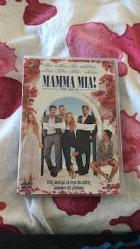 Mamma Mia The Movie DVD-saken