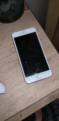 iPhone 7 Plus red , price can b reduced  Jackson, 39211