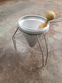 vintage antique Victoria also known as a food strainer