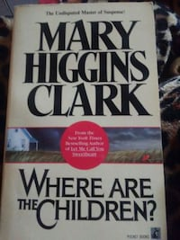Where are the children? By mary higgins clark Moorhead, 56560