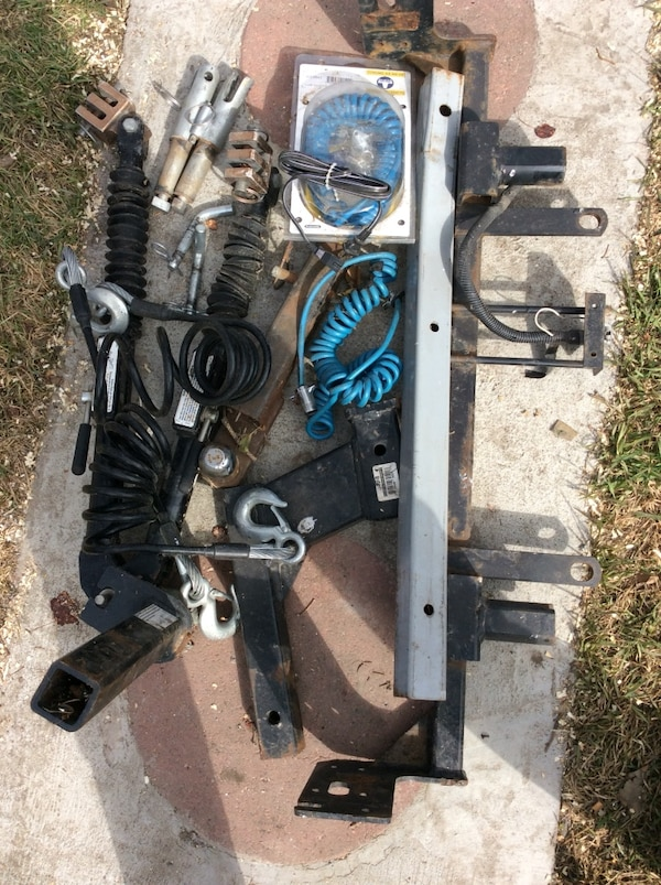 Tow kit for motor home