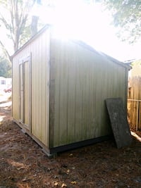PENDING PICKUP - Free Extra Large Wooden Shed Virginia Beach, 23454